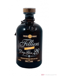Filliers Dry Gin 28 Classic 0,5l