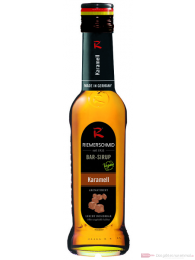 Riemerschmid Bar Sirup Caramel (Karamell) 0,25l