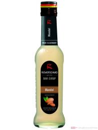 Riemerschmid Bar Sirup Mandel 0,25l