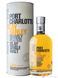 Bruichladdich Port Charlotte Islay Barley Single Malt Whisky 0,7l
