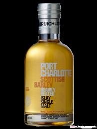 Bruichladdich Port Charlotte Scottish Barley Single Malt Whisky 0,2l