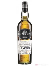 Glengoyne 12 Jahre Highland Single Malt Scotch Whisky 0,7l
