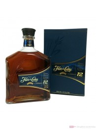 Flor de Cana Centenario 12 Jahre Rum 0,7l