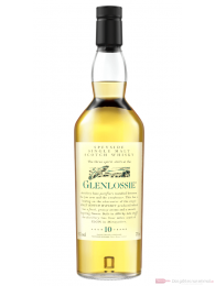 Glenlossie 10 Years Flora & Fauna Collection Single Malt Scotch Whisky 0,7l