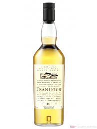 Teaninich 10 Years Flora & Fauna Collection Single Malt Scotch Whisky 0,7l