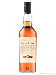 Blair Athol 12 Years Flora & Fauna Collection Single Malt Scotch Whisky 0,7l