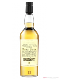 Glen Spey 12 Years Flora & Fauna Collection Single Malt Scotch Whisky 0,7l
