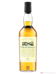 Strathmill 12 Years Flora & Fauna Collection Single Malt Scotch Whisky 0,7l