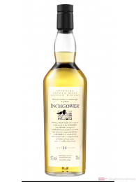 Inchgower 14 Years Flora & Fauna Collection Single Malt Scotch Whisky 0,7l