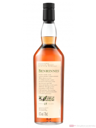 Benrinnes 15 Years Flora & Fauna Collection 2021 Single Malt Scotch Whisky 0,7l
