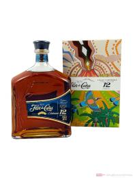 Flor de Cana Centenario 12 Jahre Rum 1,0l