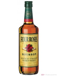 Four Roses Kentucky Straight Bourbon Whiskey 40 % 1,0l Whisky Flasche