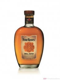 Four Roses Small Batch Bourbon Whiskey 0,7l