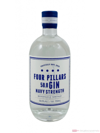 Four Pillars Navy Strength Gin 0,7l