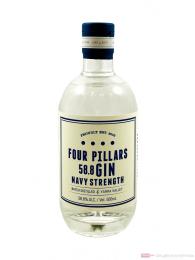 Four Pillars Navy Strength Gin 0,5l