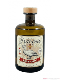 Francois Hanau Dry Gin 0,5l