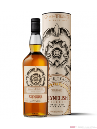 Game of Thrones House Tyrell Clynelish Reserve Whisky 0,7l