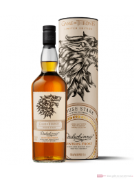 The Game of Thrones House Stark Dalwhinnie Winter's Frost  Whisky 0,7l