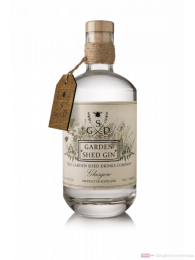 Garden Shed London Dry Gin 0,7l