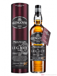Glengoyne Legacy Chapter One Single Malt Scotch Whisky 0,7l