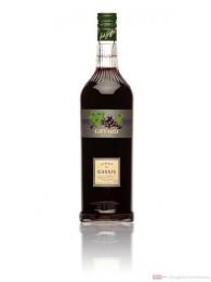 Giffard Sirup Blackcurrant Cassis Sirup 1,0 l Flasche