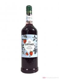 Giffard Sirup Strawberry Erdbeere 1,0 l