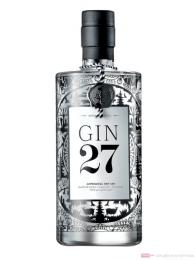 Gin 27 Premium Appenzeller Dry Gin 0,7l