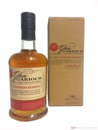 Glen Garioch 1797 Founders Reserve Single Malt Scotch Whisky 0,7l
