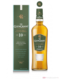 Glen Grant 10 Years Single Malt Scotch Whisky 1,0l