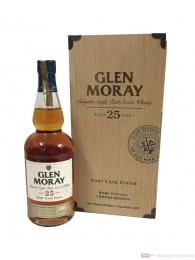 Glen Moray 25 Years Single Malt Scotch Whisky 0,7l