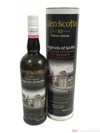 Glen Scotia 10 Years Single Malt Scotch Whisky 0,7l