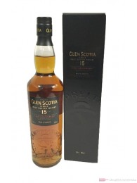 Glen Scotia 15 Years Single Malt Scotch Whisky 0,7l