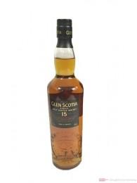 Glen Scotia 15 Years Single Malt Scotch Whisky 0,7l