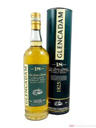 Glencadam 18 Years Single Malt Scotch Whisky 0,7l