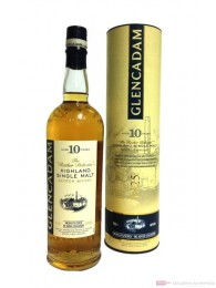 Glencadam 10 Years Highland Single Malt Scotch Whisky 0,7l