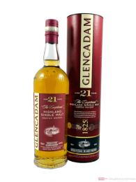 Glencadam 21 Years Single Malt Scotch Whisky 0,7l