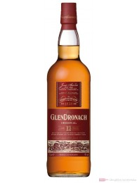 Glendronach 12 Years Highland Single Malt Scotch Whisky 0,7l