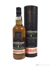Glendronach 8 Years The Hielan Single Malt Scotch Whisky 0,7l