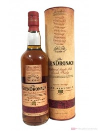 Glendronach Cask Strength Batch No. 6 Single Malt Scotch Whisky 0,7l