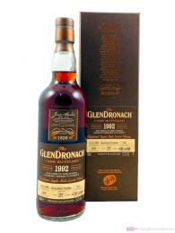 Glendronach Cask Bottling 1992 27 Years Single Malt Scotch Whisky 0,7l