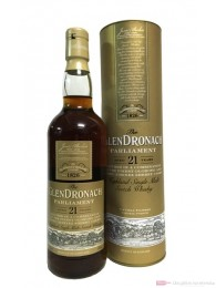 Glendronach 21 Years Parliament Single Malt Scotch Whisky 0,7l
