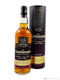 Glendronach Portwood Single Malt Scotch Whisky 0,7l