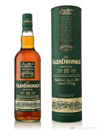 Glendronach 15 Years Revival Single Malt Scotch Whisky 0,7l