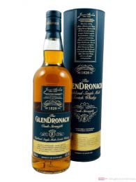 Glendronach Cask Strength Batch No. 8 Single Malt Scotch Whisky 0,7l