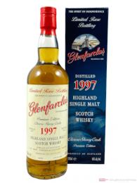 Glenfarclas Vintage 1997 Oloroso Cask Single Malt Scotch Whisky 0,7l