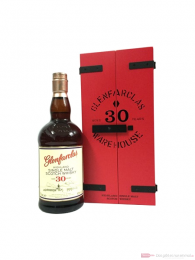 Glenfarclas 30 Years Single Highland Malt Scotch Whisky 0,7l