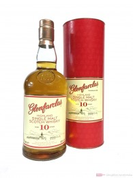 Glenfarclas 10 Years Single Highland Malt Scotch Whisky 0,7l