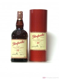Glenfarclas 17 Years Single Highland Malt Scotch Whisky 0,7l