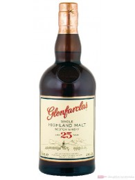 Glenfarclas 25 Years Single Highland Malt Scotch Whisky 0,7l