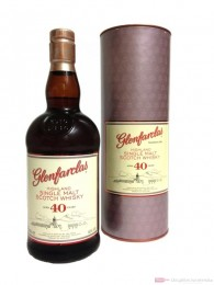 Glenfarclas 40 Years Highland Single Malt Scotch Whisky 0,7l